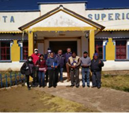 FIRMA DE CONVENIO ENTRE ORKIDEA ANDINA Y LA UAC UCB
